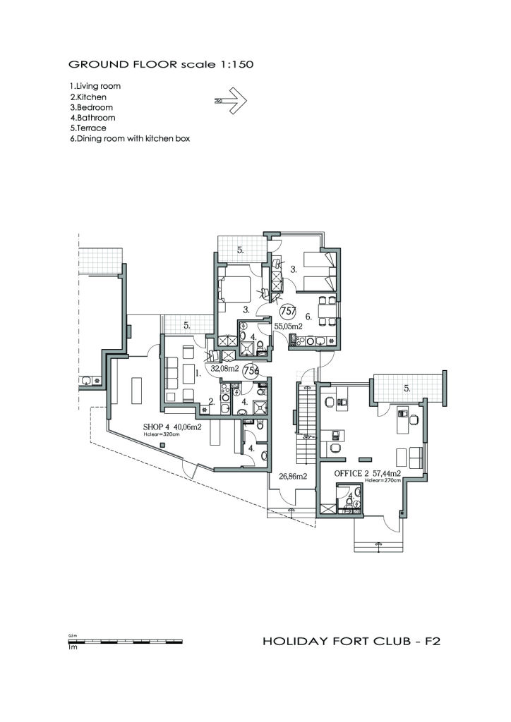 Fort Noks HOLIDAY ORCHID FORT GOLF CLUB Floor plans – K1200rs Wiring Diagram