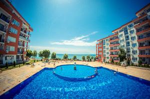 апартаменты в Святом Власе на берегу моря