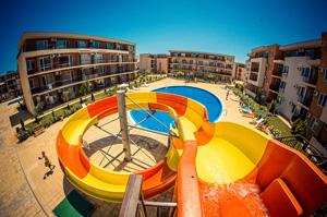 Недорогие апартаменты на Солнечном Берегу