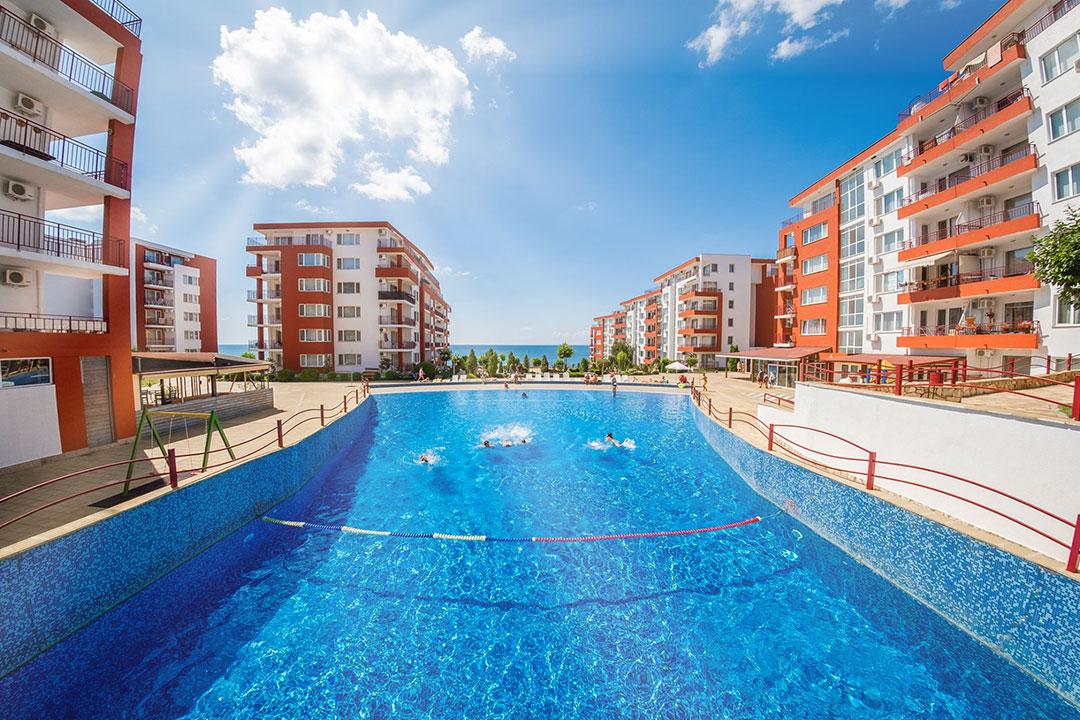 Недвижимость в Болгарии у моря